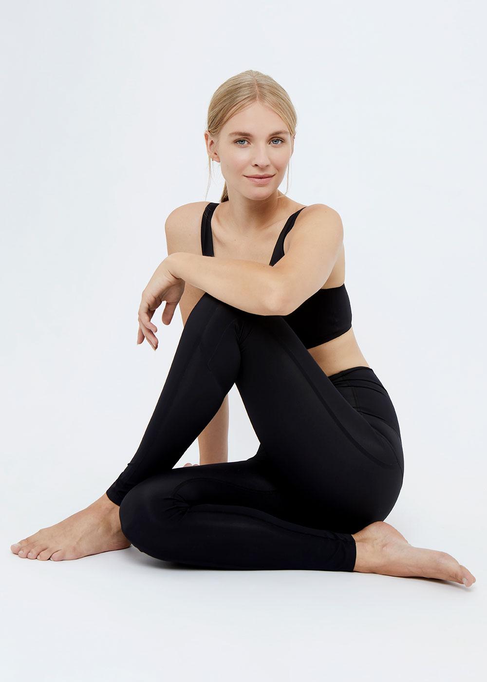 COSMETIC-TECH-TIGHT - high waist Aloe Vera & Vitamin E beauty leggings